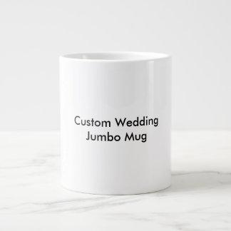 Kundenspezifische Hochzeits-Tunnel-bohrwagenTasse