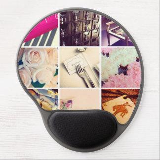 Kundenspezifische Instagram Gel Mousepad
