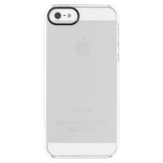 Kundenspezifische iPhone 5 klarer Fall Durchsichtige iPhone SE/5/5s Hülle