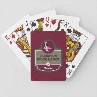 kundenspezifische Karten Spielkarten