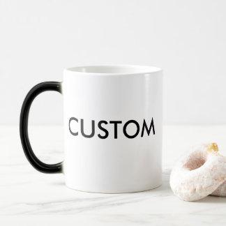 Kundenspezifische magische verwandelnde Tasse der