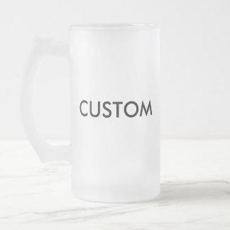 Kundenspezifische mattierte Tasse des