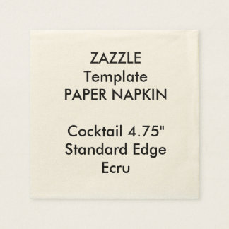Kundenspezifische Papierserviette
