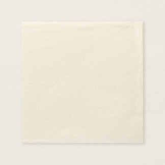 Kundenspezifische Papierserviette - StandardEcru