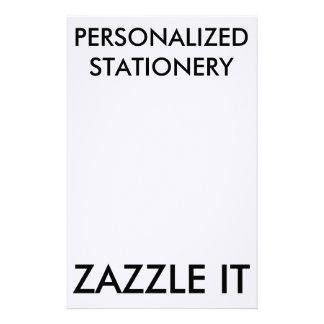 Kundenspezifische personalisierte briefpapier