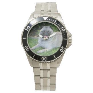 Kundenspezifische personalisierte Foto-Uhren Armbanduhr