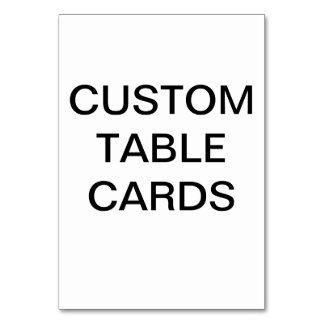 Kundenspezifische personalisierte karte