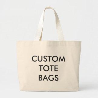 Kundenspezifische personalisierte riesige jumbo stoffbeutel