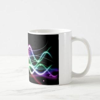 Kundenspezifische Photoshop Streifen Kaffeetasse