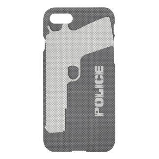 Kundenspezifische schwarze und graue iPhone 7 hülle