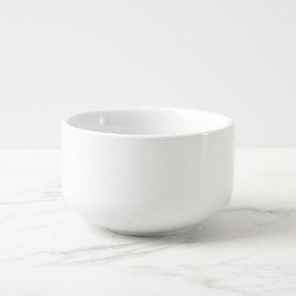 Kundenspezifische Suppen-Tasse Große Suppentasse