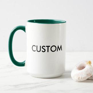 Kundenspezifische Tasse des Wecker-15oz -