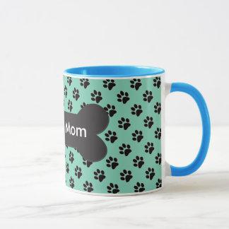 Kundenspezifische Walisercorgi-Mamma Tasse