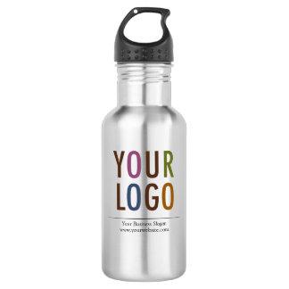 Kundenspezifische Wasser-Flasche mit Logo BPA Trinkflasche