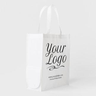 Kundenspezifische wiederverwendbare wiederverwendbare einkaufstasche