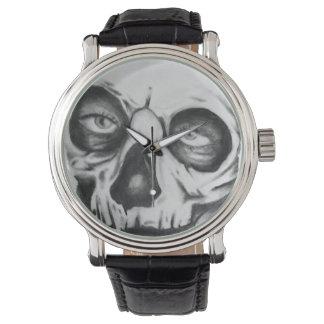 Kundenspezifische Zeit geurteilt zu werden Armbanduhr