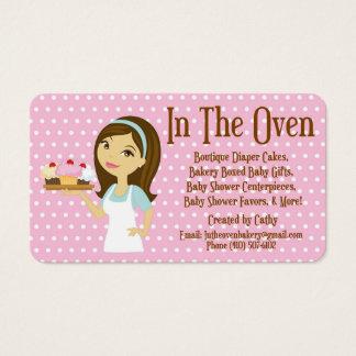 Kundenspezifischer Auftrag für Cathy NEU Visitenkarte