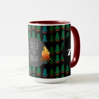 Kundenspezifischer Cozy Spaß-Nachtlager-Kaffee Tasse