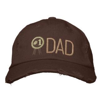 Kundenspezifischer der Vatertags-/der Baseballkappe