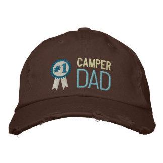 Kundenspezifischer der Vatertags-/der Bestickte Caps