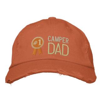 Kundenspezifischer der Vatertags-/der Geburtstags- Besticktes Baseballcap
