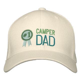 Kundenspezifischer der Vatertags-Vati-Hut Bestickte Caps