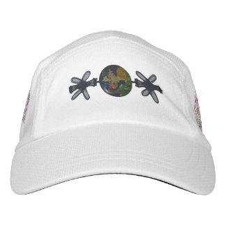 Kundenspezifischer DIY SCHABLONEN-Gebrauch Ihre Headsweats Kappe