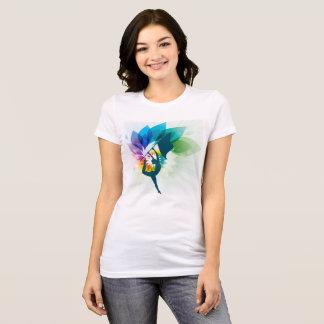 Kundenspezifischer Farbschutz-T - Shirt