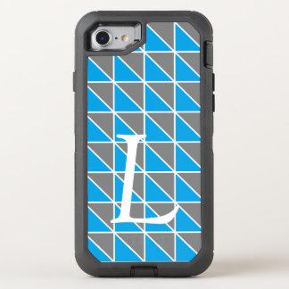 Kundenspezifischer geometrischer Telefon-Kasten OtterBox Defender iPhone 8/7 Hülle