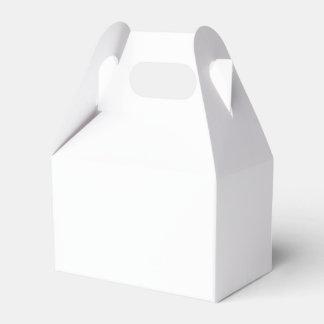 Kundenspezifischer Giebel-Bevorzugungs-Kasten Geschenkkartons