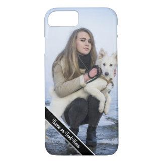 Kundenspezifischer Hunde-und iPhone 7 Hülle