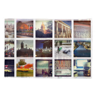 Kundenspezifischer Instagram Kissen Bezug