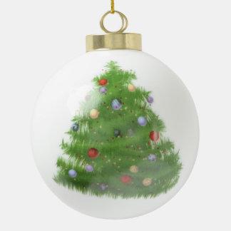 Kundenspezifischer Keramik Kugel-Ornament