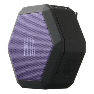 Kundenspezifischer Monogramm-Lautsprecher der Schwarze Bluetooth Lautsprecher