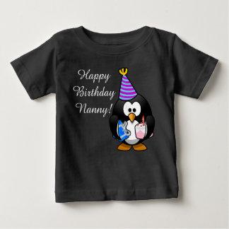 Kundenspezifischer niedlicher alles- Gute zum Baby T-shirt