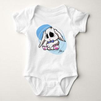 Kundenspezifischer niedlicher Baby-Bodysuit Baby Strampler