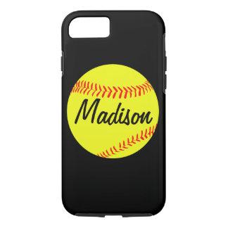 Kundenspezifischer Softball IPhone 7 Fall iPhone 7 Hülle