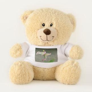 """Kundenspezifischer Teddybär - """"kommen Tanz mit"""
