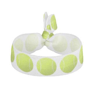Kundenspezifischer Tennisball Hairties für Spieler Haargummis