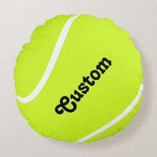 Kundenspezifischer Tennisball-Spieler oder Rundes Kissen