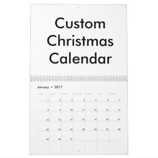 Kundenspezifischer Weihnachtskalender Kalender