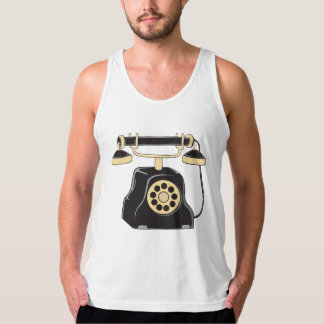 Kundenspezifisches antikes tank top