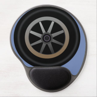 Kundenspezifisches Auto-Auto Themed Gel Mousepad