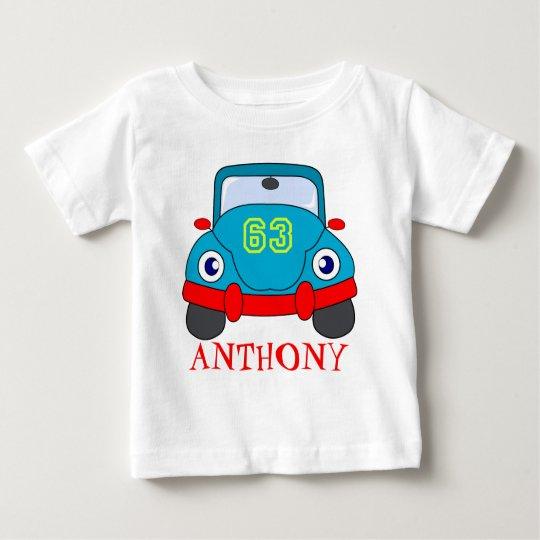 Kundenspezifisches Auto Baby T-shirt