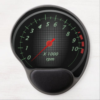 Kundenspezifisches Auto themenorientiert Gel Mousepad