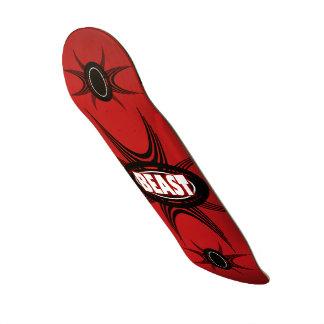 Kundenspezifisches Designer-Skateboard Individuelle Decks