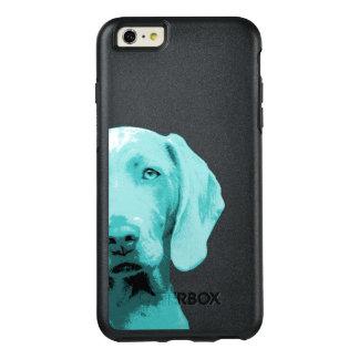 Kundenspezifisches Foto der Weimaraner OtterBox iPhone 6/6s Plus Hülle