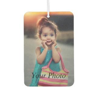 Kundenspezifisches Foto Lufterfrischer