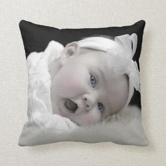 Kundenspezifisches Foto, personalisiertes Kissen