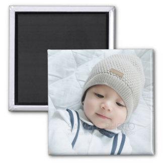 Kundenspezifisches Foto Quadratischer Magnet